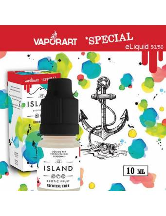 Vaporart Special THE ISLAND liquido pronto 10ml