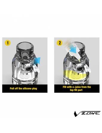 Vzone PRECO 2 DPOD - sistema di ricarica