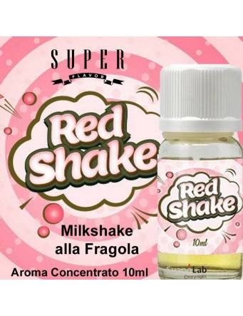 Super Flavor RED SHAKE 10ml aroma concentrato