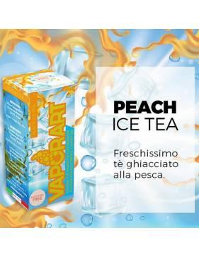 Vaporart PEACH ICE TEA liquido pronto 10ml