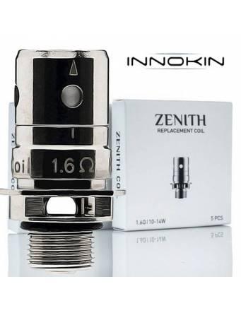 Innokin ZENITH coil 1,6ohm/10-14W (1 pz) per Zenith/Zlide tank