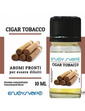 EnjoySvapo CIGAR TOBACCO aroma concentrato 10ml