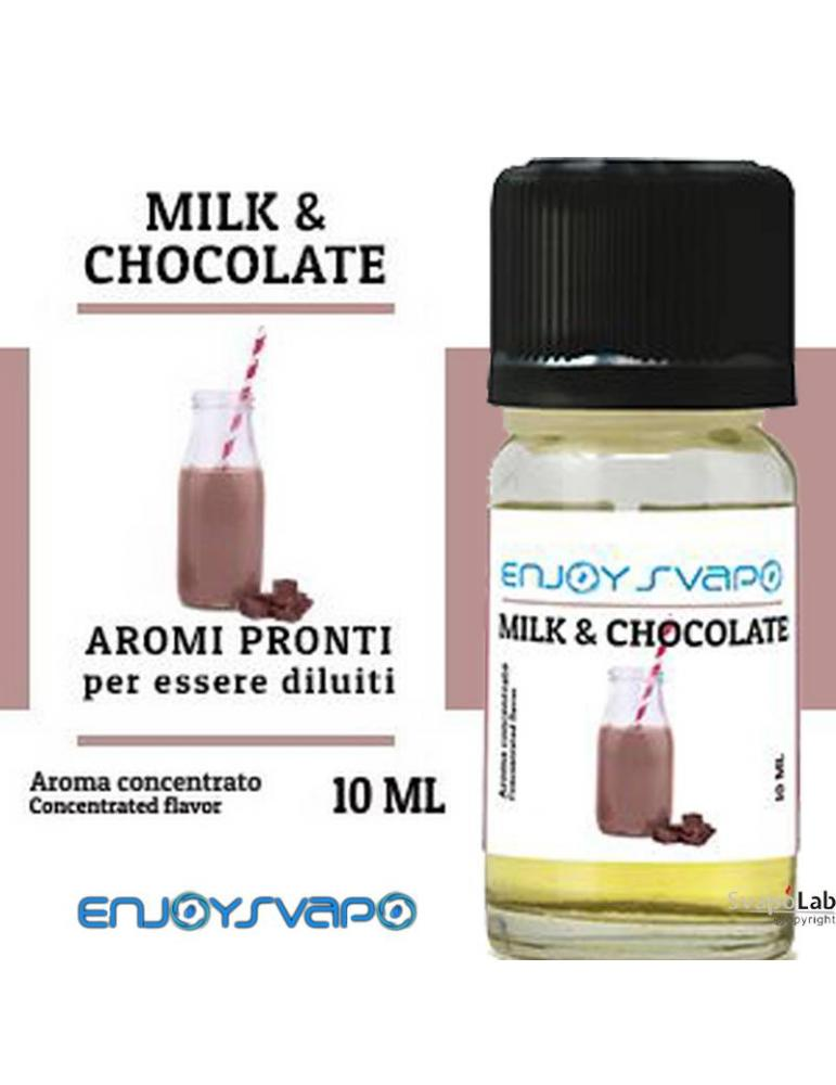 EnjoySvapo MILK & CHOCOLATE 10ml aroma concentrato