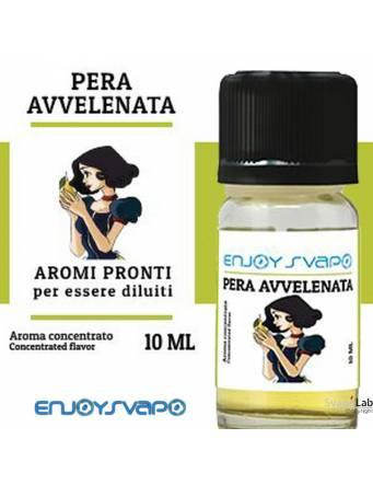 EnjoySvapo PERA AVVELENATA 10ml aroma concentrato