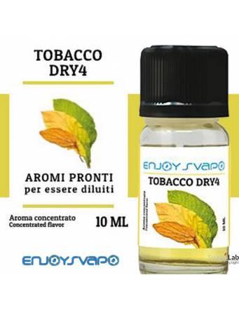 EnjoySvapo TOBACCO DRY4 10ml aroma concentrato
