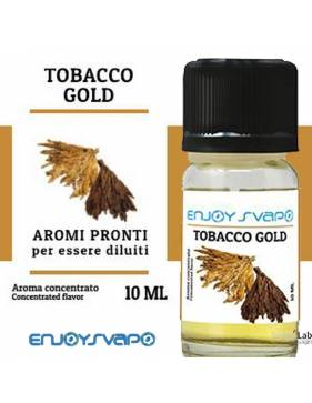 EnjoySvapo TOBACCO GOLD aroma concentrato 10ml