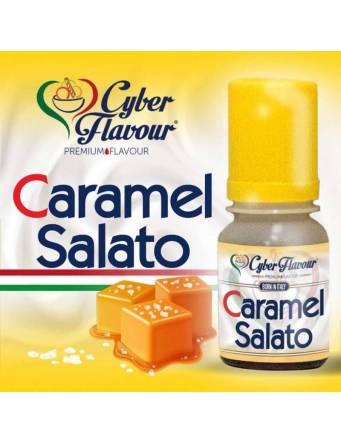 Cyber Flavour CARAMEL SALATO 10 ml aroma concentrato