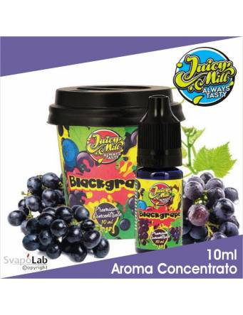 Juicy Mill BLACK GRAPE 10 ml aroma concentrato