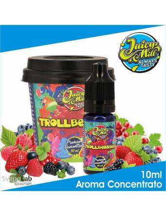 Juicy Mill TROLLBERRIES 10 ml aroma concentrato