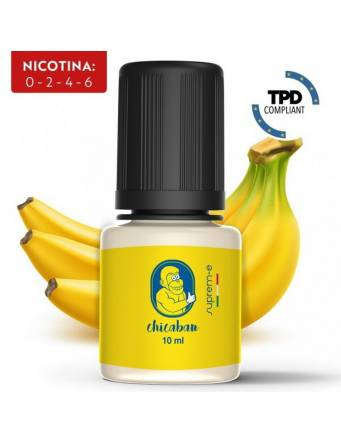 Suprem-e CHICABAN 10 ml liquido pronto