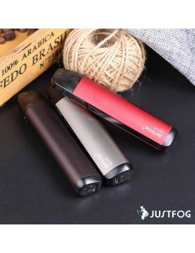 Justfog QPOD kit 900mah – 1,9ml artist