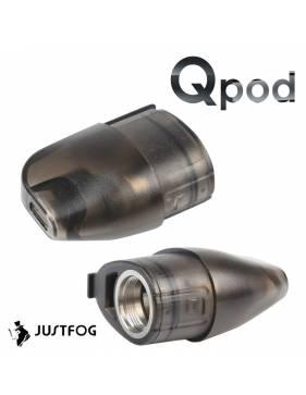 Justfog QPOD pod 1,9ml (1 pz-no coil)