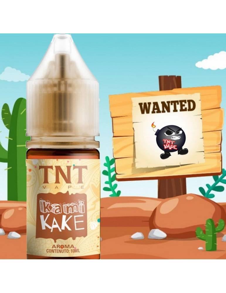 TNT Vape Magnifici 7 - KAMI KAKE 10ml aroma concentrato