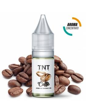 TNT Vape Natural CAFFE' 10ml aroma concentrato