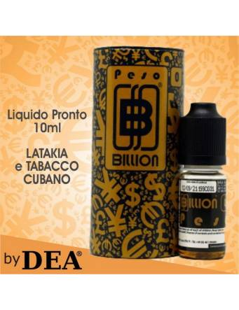 DEA Billion PESO 10ml liquido pronto by Dea Flavor