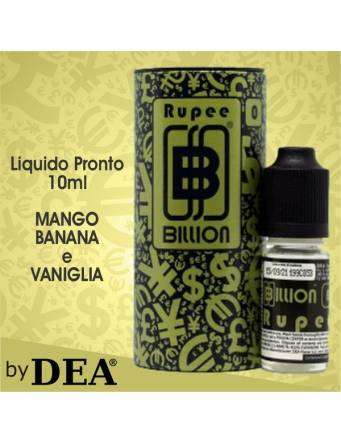 DEA Billion RUPEE 10ml liquido pronto by Dea Flavor