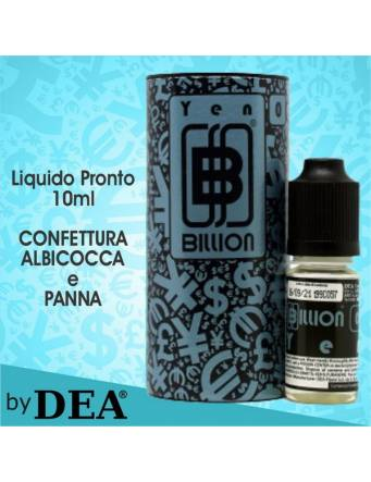 Billion YEN 10ml liquido pronto