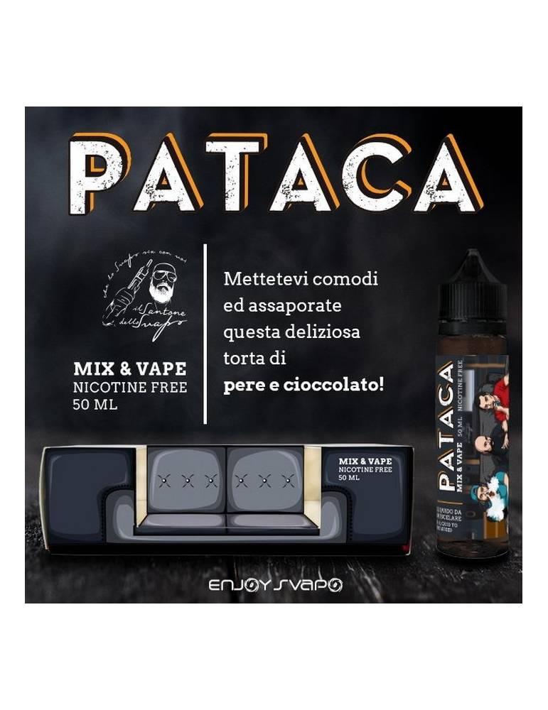 Enjoy Svapo PATACA Mix&Vape 50ml by il Santone dello svapo e-liquid da miscelare