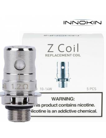 Innokin ZENITH coil 1,2ohm/10-14W (1 pz) per Zenith e Zlide