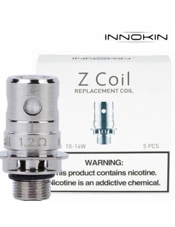 Innokin ZENITH coil 1,2ohm/10-14W (1 pz) per Zenith/Zenith Pro/Zlide