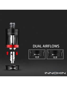 Innokin ZENITH PRO tank 5,5ml (ø24mm) airflows