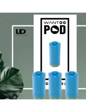 Ud Youde WANTOO POD 1,2ml (3 pz) cartuccia di ricambio