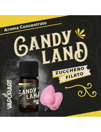 Vaporart CANDYLAND 10ml aroma concentrato