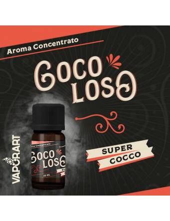 Vaporart COCOLOSO 10ml aroma concentrato