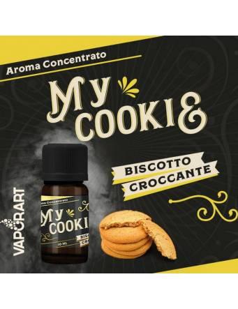 Vaporart MY COOKIE premium blend Aroma 10ml