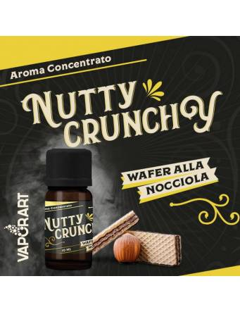 Vaporart NUTTY CRUNCHY 10ml aroma concentrato