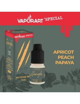 Vaporart Special JUNGLE by D77 liquido pronto 10ml