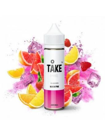 Pro Vape MAN IN PINK 20 ml aroma scomposto TAKE MIST serie