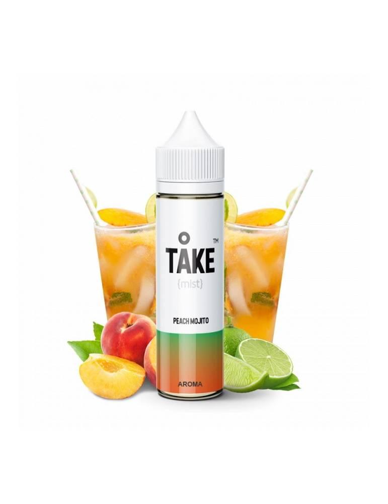 Pro Vape PEACH MOJITO 20 ml aroma scomposto TAKE MIST serie