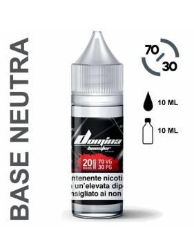 Domina Base BOOSTER 70/30 - 10ml (basetta con nicotina 20mg/ml)