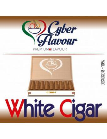 Cyber Flavour WHITE CIGAR 10 ml aroma concentrato
