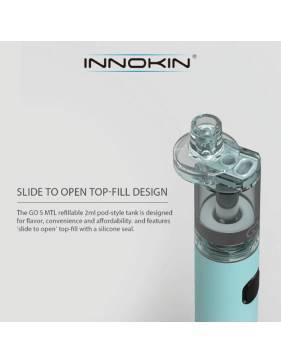 Innokin Go S MTL pen kit 1500mah-2ml (ø20mm) refil