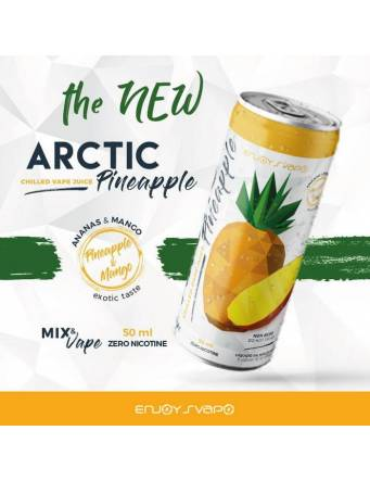 Enjoy Svapo ARCTIC PINEAPPLE 50ml Mix&Vape