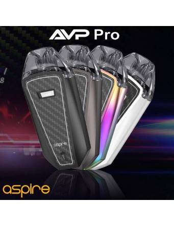 Aspire AVP PRO kit 1200mah (pod 4ml)