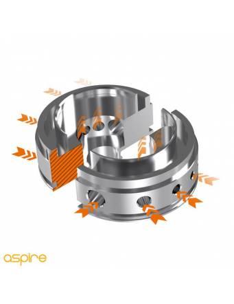 Aspire Nautilus GT tank 3ml/4,2ml (ø24mm) air flow