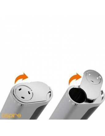 Aspire GLINT 75W box mod - vano batteria