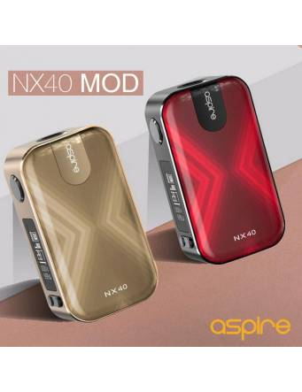 Aspire NX40 2200mah-40W box mod
