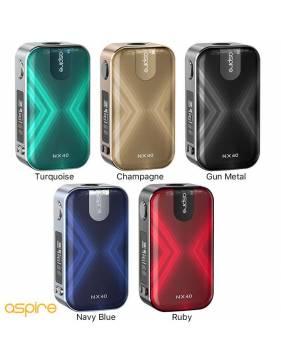 Aspire ROVER 2 NX40 2200mah/40W box mod - colori