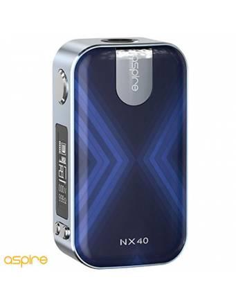 Aspire ROVER 2 NX40 2200mah/40W box mod - blue