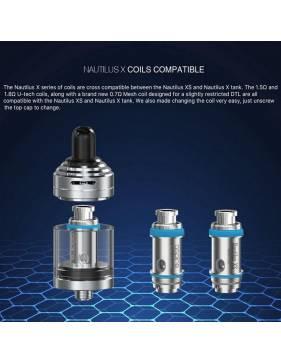 Aspire Nautilus XS tank 2ml - coil