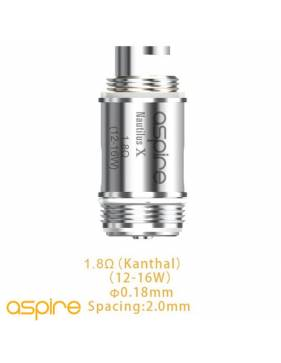 Aspire Nautilus X/XS coil 1,8ohm (1 pz)