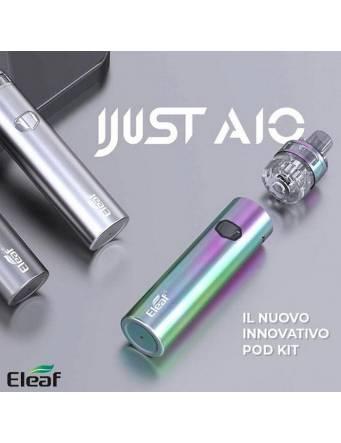 Eleaf iJUST AIO kit 1500mah–pod 2ml (ø22mm)