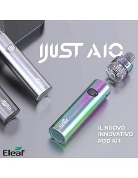 Eleaf iJUST AIO kit 1500mah (pod 2ml)