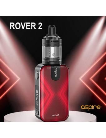Aspire ROVER 2 kit 2200mah/40W (con NX40 e NAUTILUS XS)