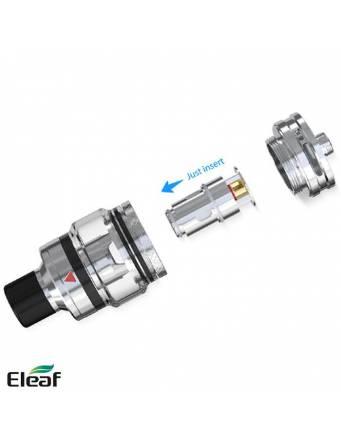 Eleaf ISTICK T80 kit 3000mah/80W (con PESSO tank 5ml) - uso resistenza