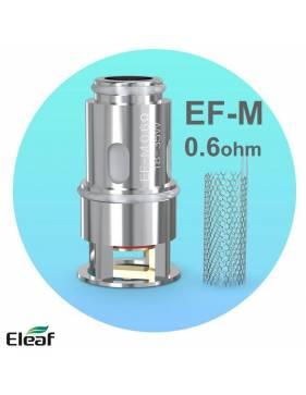 Eleaf EF-M mesch coil 0,60ohm/18-35W (1 pz) per PESSO e Istick T80 kit